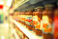 スーパー輸入食品